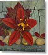 Ambrosia Flower Metal Print