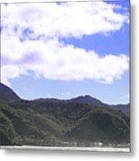 America Samoa Metal Print