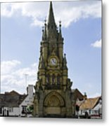 American Fountain - Stratford-upon-avon Metal Print