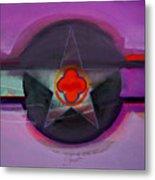 American Lilac Metal Print
