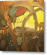Ancient Dawn Of New Kings Metal Print