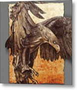 Ancient  Eagle Metal Print