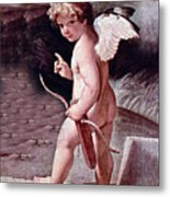 Angel - The Angel Of Love Metal Print
