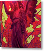 Angel Of Blesss No. 05 Metal Print by Ramon Labusch