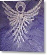 Angel Of Spring Metal Print