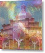 Angel Sanctuary Metal Print