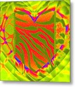 Animal Prints 2 Metal Print