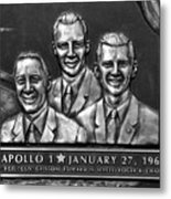 Apollo One Crew Metal Print