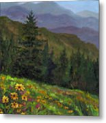 Appalachian Color Metal Print
