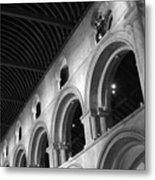 Archway To Above Metal Print