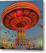 Arizona State Fair Metal Print