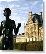 Art Des Tuileries Metal Print