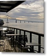 Astoria Metal Print