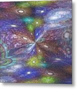 Astral Anomaly Metal Print