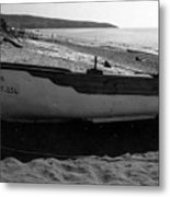 At The Sea Of Libya Metal Print