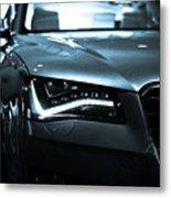 Audi A8 Metal Print