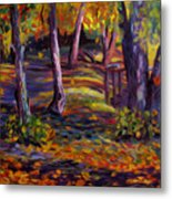 Autumn Glory Metal Print
