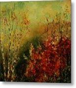 Autumn Lanfscape Metal Print