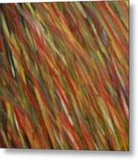Autumn Wind Metal Print