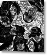 Avenged Sevenfold Metal Print