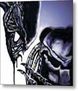 AVP Metal Print