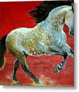 Awesome Brioso Metal Print