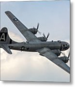 B-29 Superfortress Metal Print