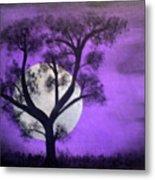 Bad Moon Metal Print