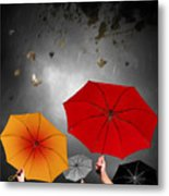 Bad Weather Metal Print