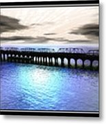 Ballester Bridge Metal Print