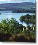 Ballindoon Abbey, Lough Arrow, County Metal Print