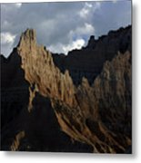 Bandlands National Park 3 Metal Print