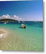 Bay Of Esperanza  Metal Print