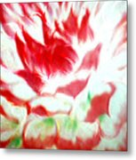 Beauty And The Flaming Tongue Metal Print