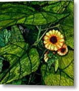 Beauty In The Midst Metal Print