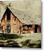 Beckys Barn 1 Metal Print