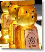 Bee My Honey Metal Print