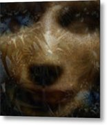 Being One With Nature Metal Print
