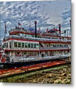 Belle Of Cincinnati Metal Print