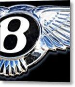 Bentley Metal Print