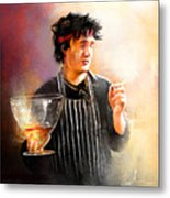 Bernards Brandy Metal Print