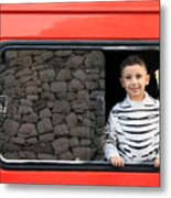 Bethlehem - A Child From Bethlehem Metal Print
