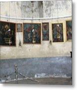 Bethlehem - Nativity Church Paintings Metal Print