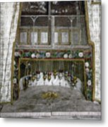 Bethlehem - Nativity Star 1890 Metal Print