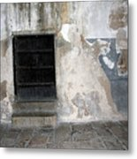 Bethlehem - The Black Door Metal Print
