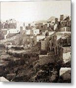 Bethlehem Old Main Street Metal Print