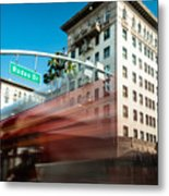 Beveryly Hills Two Metal Print