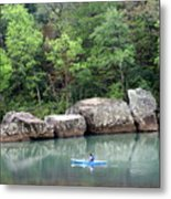 Big Piney Creek 1 Metal Print
