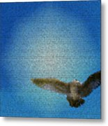 Bird In The Sky Metal Print