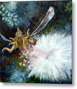 Birth Of A Fairy Metal Print